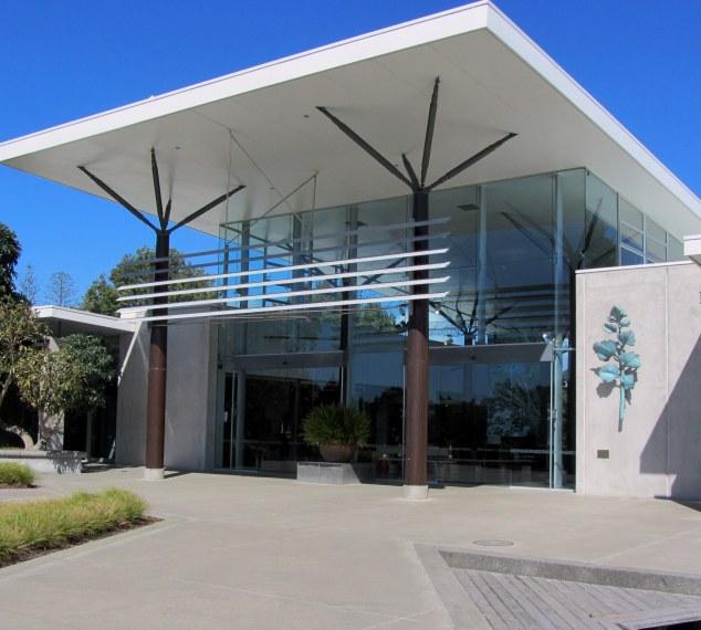 The Haukaiwaka Visitor Centre