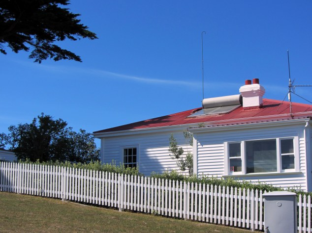 First lightkeeper's cottage, now Ranger's residence