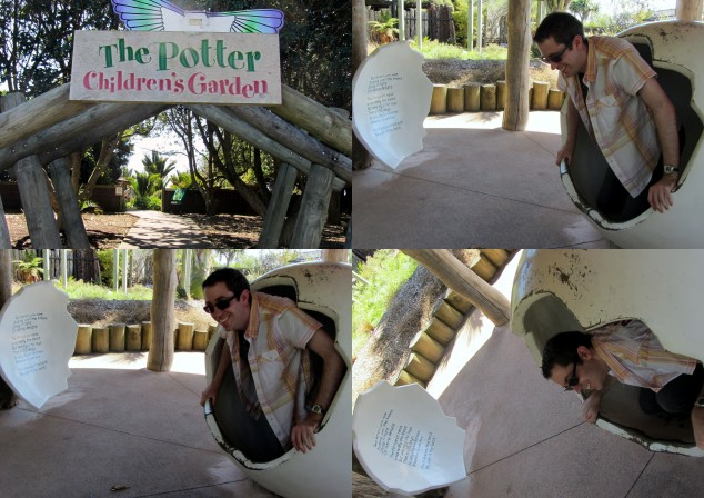 The Potter Children's Garden