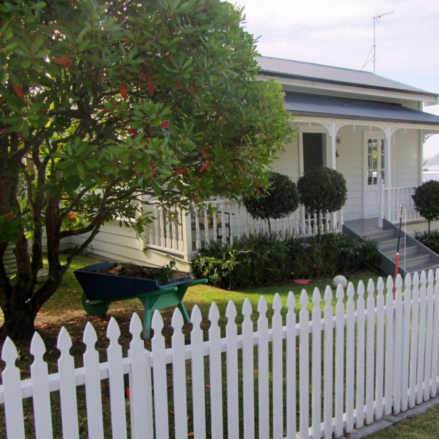 44 Rawene Road, early sugar workers cottage