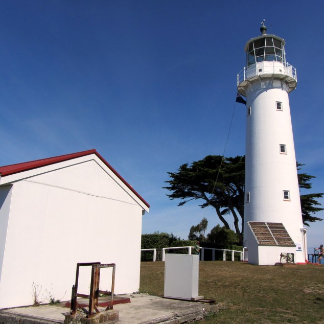 Lighthouse built in 1864