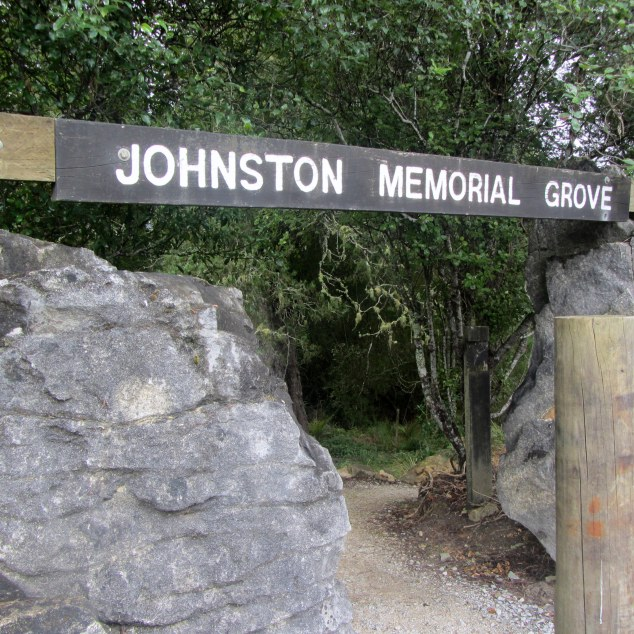 Johnson Family Memorial Grove