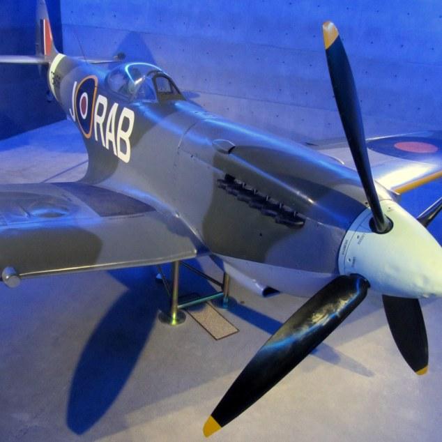 Spitfire Mark XVI