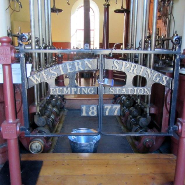 Western Springs Pump Station