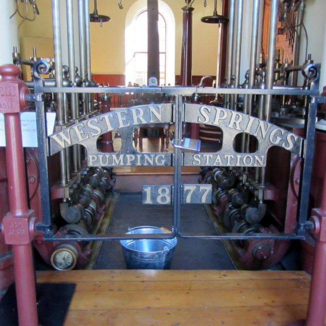 Western Springs Pump Station