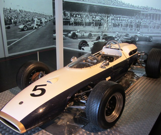 Bruce McLaren's 1961 Cooper Climax