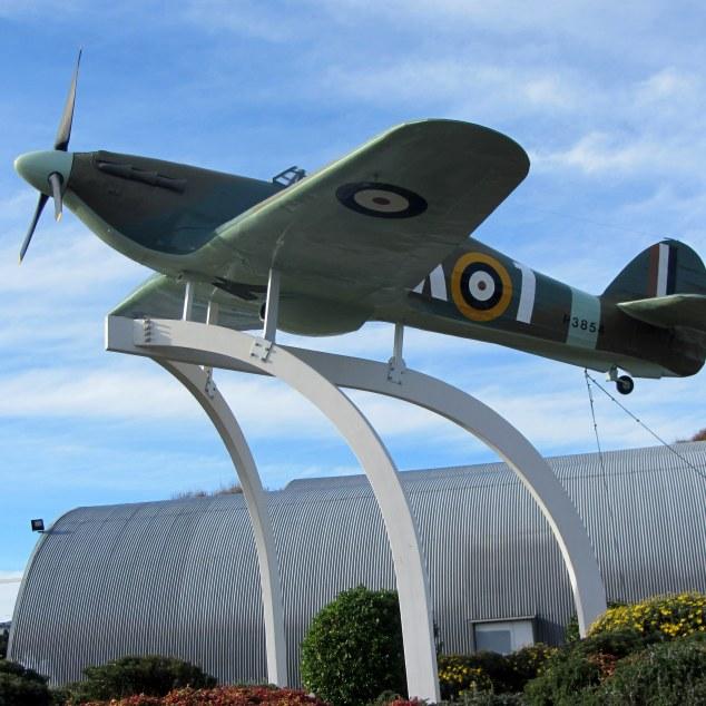 Sir Keith Park Memorial Aviation Collection, MOTAT 2