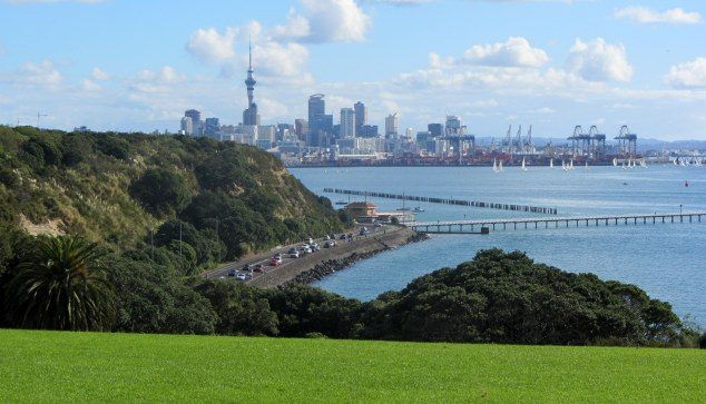 Views over Waitemata Harbour