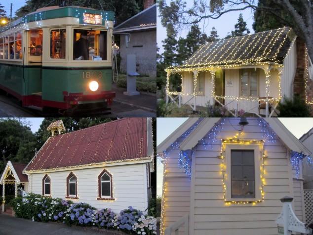 Motat Nights, Christmas Lights, visit December 2013