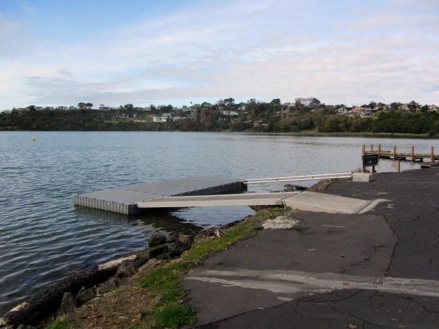 Orakei Boat Ramp