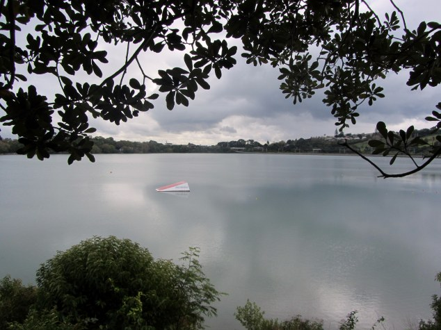 Orakei Basin from Orakei Water Ski Club