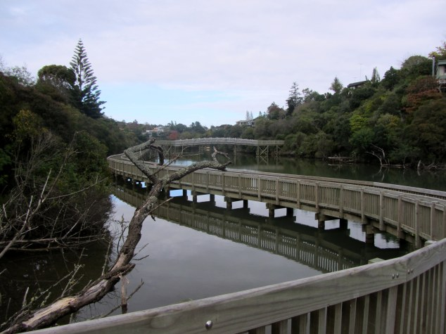Orakei Creek