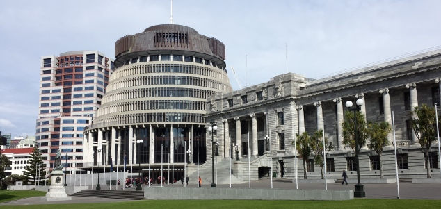 Bowen House, The Beehive, Parliament House