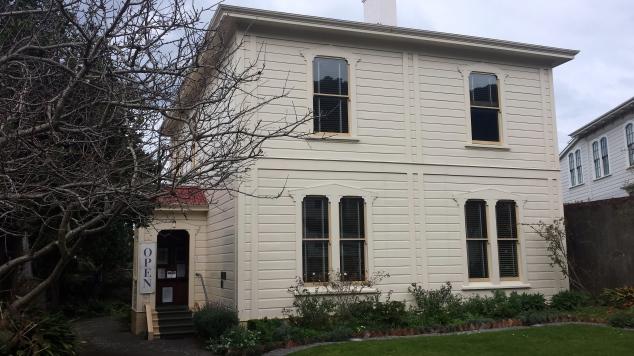 Katherine Mansfield Birthplace