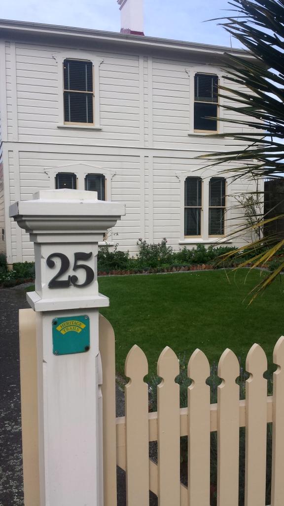 Number 25 Tinakori Road, Thorndon