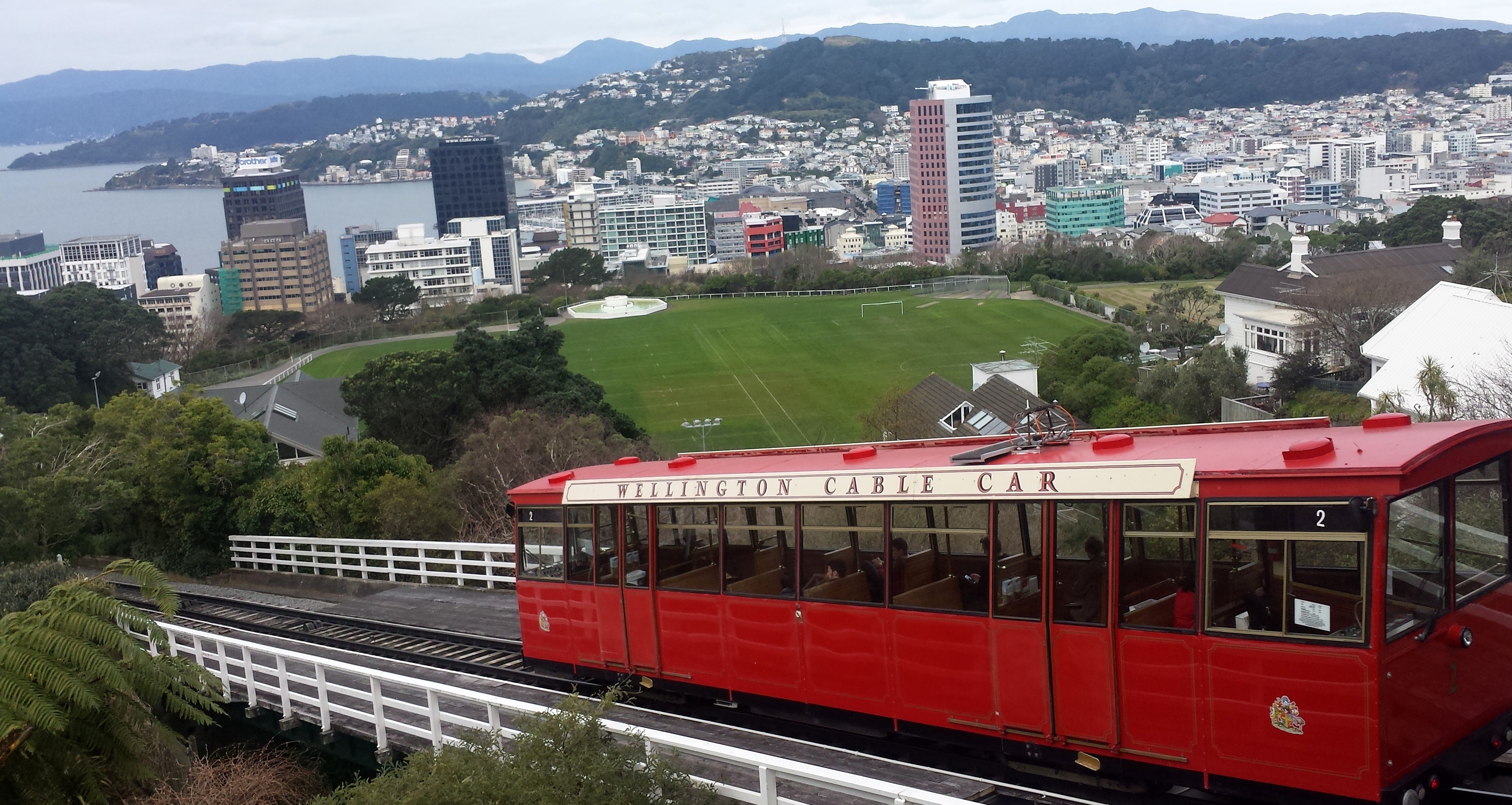 Wellington Cable Car: Exploring My Own Backyard
