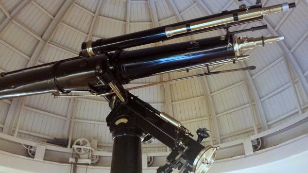 Cooke Telescope