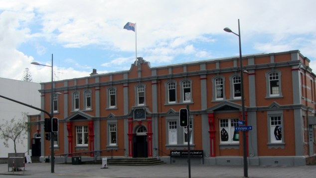 The former Post Office now ArtsPost
