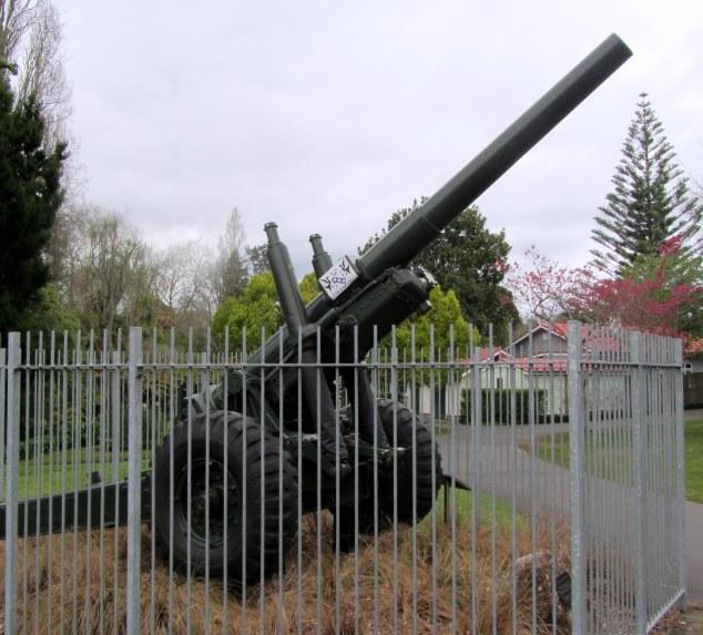 BL 5.5 inch MK3 Artillery Gun