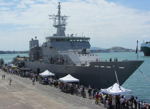 HMSNZ Otago