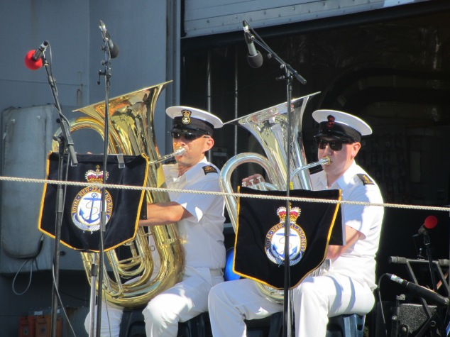 The Royal New Zealand Navy Band