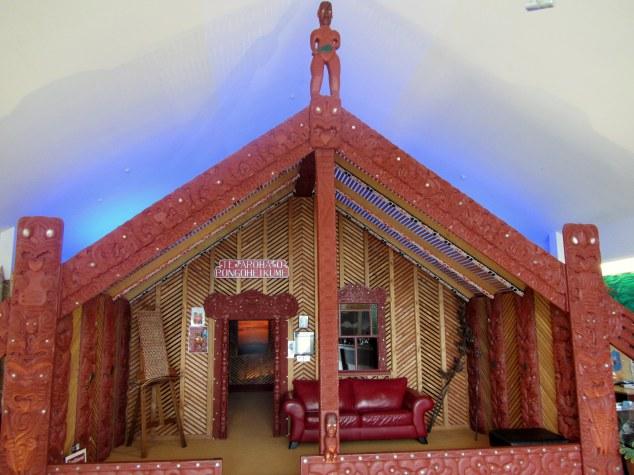 Te Aroha o Rongoheikume meeting house