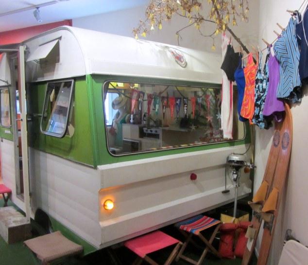 Kiwiana Caravan