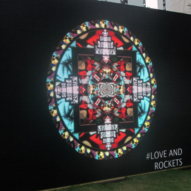 Big Screen, TimeOut Festival Garden