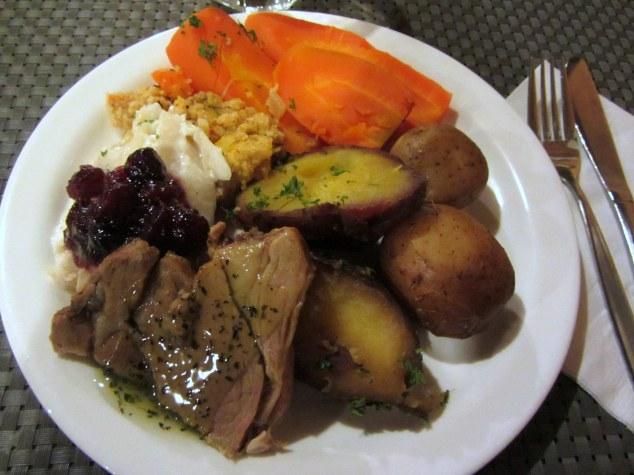 Buffet Hangi Dinner