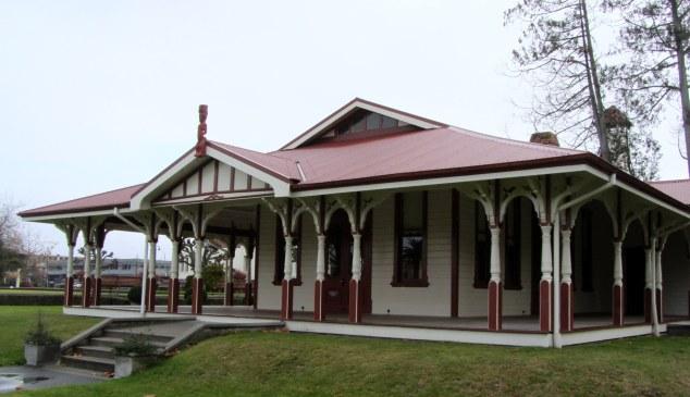 Te Rūnanga Tearooms