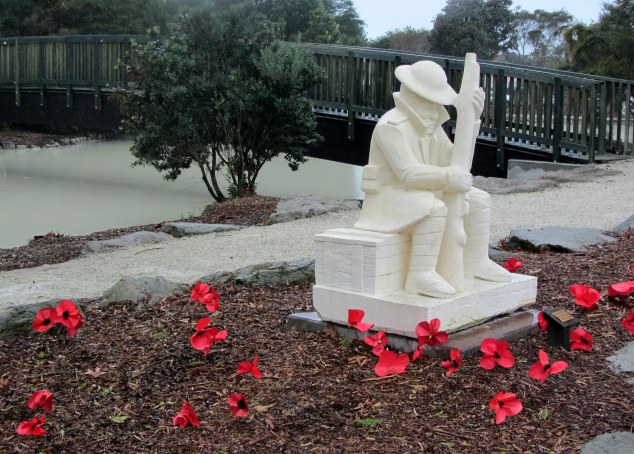 'Gallipoli' by Logan Okiwi Shipgood - Memorial Bridge
