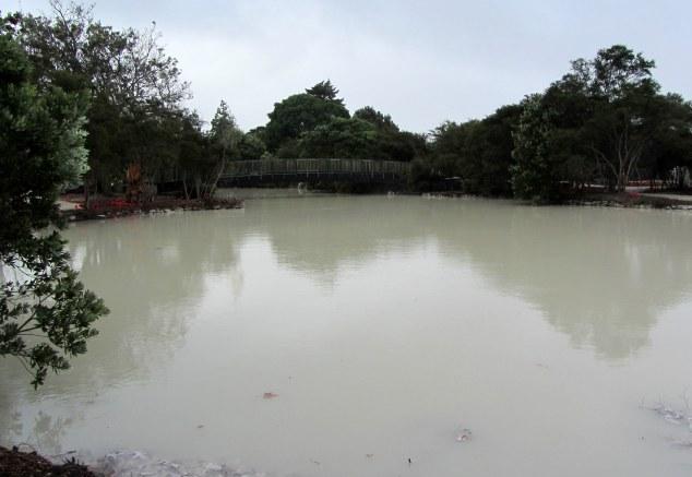 Sulphur Lake