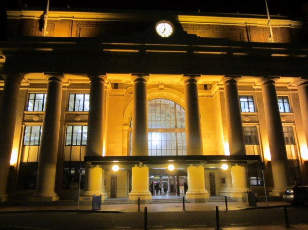 Wellington Railway Station