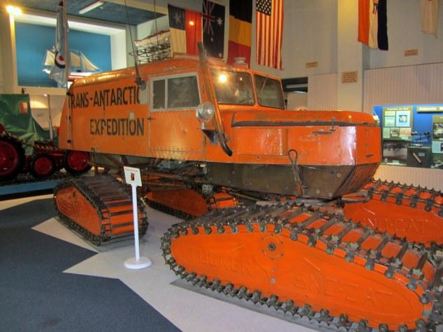 Antarctic exhibition