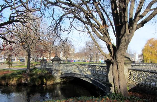 Hamish Hay Bridge / Victoria Bridge