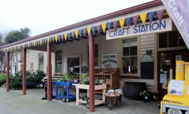 Little River Craft Station