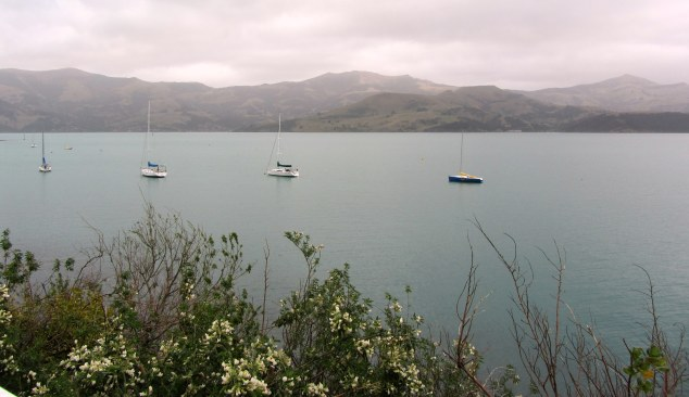 Views from Akaroa Lighthouse