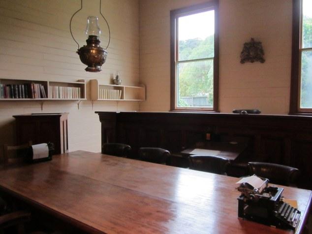 Old Akaroa Court House