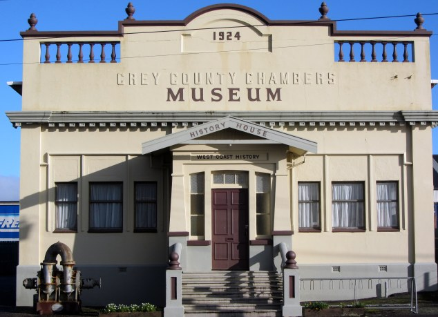 Grey County Chambers (History House Museum)