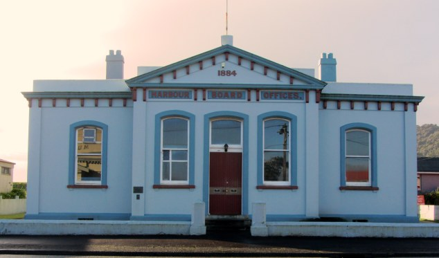 Greymouth Harbour Board Offices building