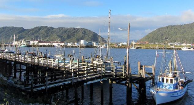 Blaketown Fishermans Wharf