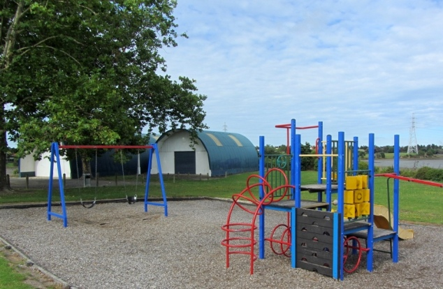 Young's Park / Papakura Sea Scout Den