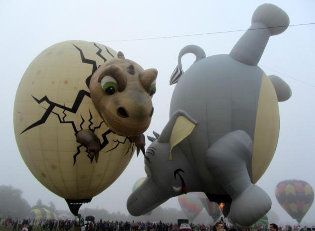Baby Dino & The Resene Elefantastic Pea-nut Elephant