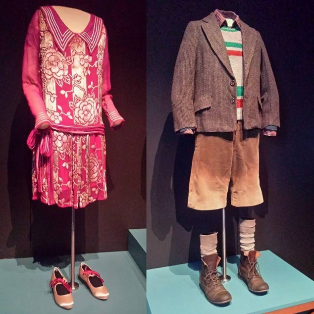 Costumes from Hugo