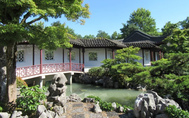 The Garden Is Based On Homes Of Ming Dynasty Scholars And Officials It First Chinese Built Outside China